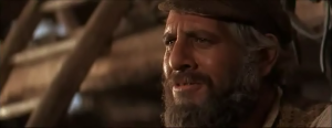 """As the Good Book says """"Each shall seek his own kind"""". In other words, a bird may love a fish... but where would they build a home together? -Tevye"""
